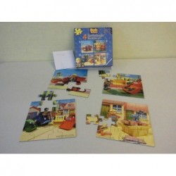 4 Muis puzzels