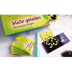 Stapel familie puzzel